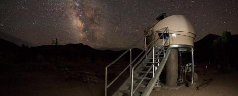 Telescope done